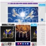 Judah Dove Website